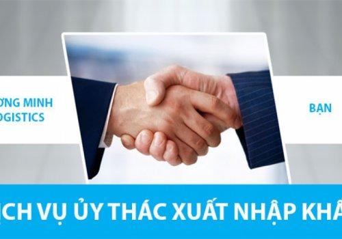 Dịch vụ ủy thác xuất nhập khẩu uy tín tại TP.HCM.